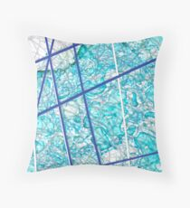 Abstract XVI Throw Pillow