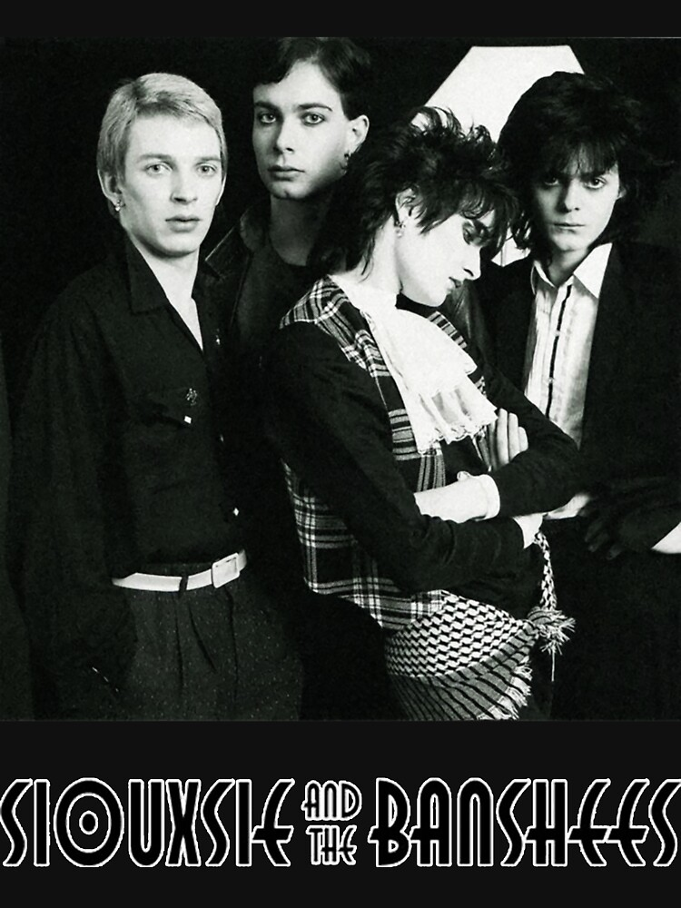 Siouxsie and The Banshees - 'Just Hanging Out' by chunchwrap