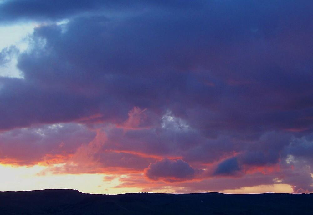 AMAZING SUNSET by conilouz