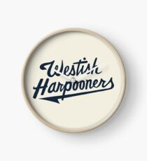 Westish Harpooners – Art of Fielding Clock