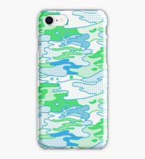 POP ART POOL iPhone Case/Skin