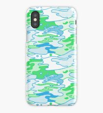 POP ART POOL iPhone Case