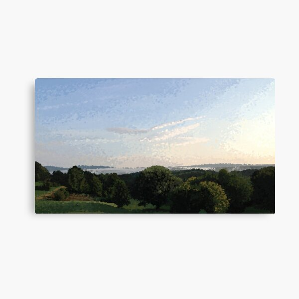 Amherst View Canvas Print