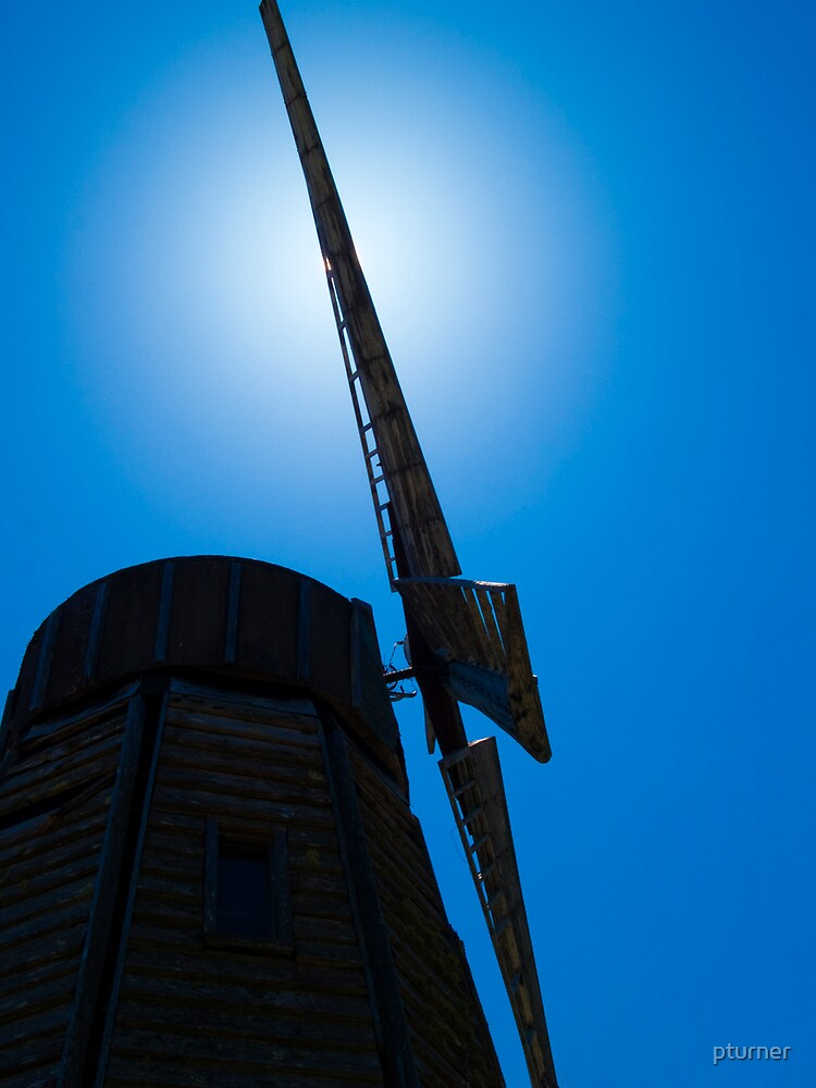 Old Windmill Nova Scotia by pturner
