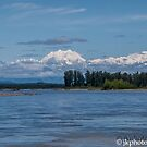 The Alaska Range  by John  Kapusta