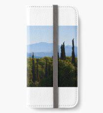 Temecula Skyline iPhone Wallet