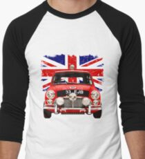 1964 Mini Cooper 'S' Monte Carlo Rally Winner T-Shirt