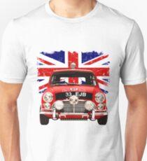 1964 Mini Cooper 'S' Monte Carlo Rally Winner T-Shirt