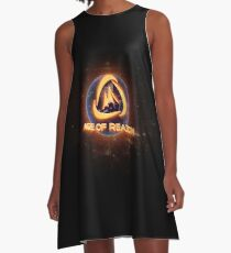 Age of Reason Galaxy Collection A-Line Dress