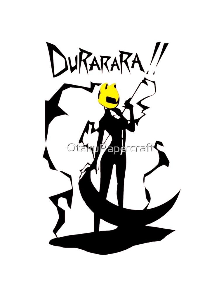 Durarara!! - Celty Shadow by OtakuPapercraft
