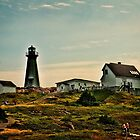 Cape Spear Light House by Yukondick
