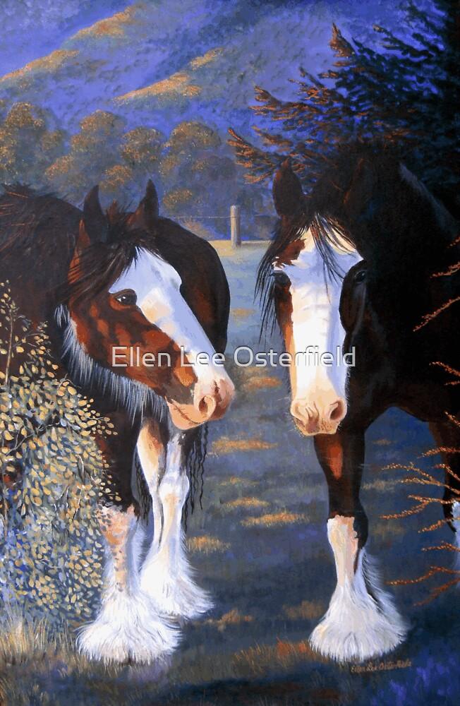 Friends by Ellen Lee Osterfield
