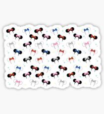 Magical Polka Dot Ears Sticker