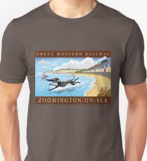 Greyt Western: Zoomington-on-sea T-Shirt