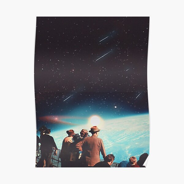 We Have Been Promised Eternity Poster