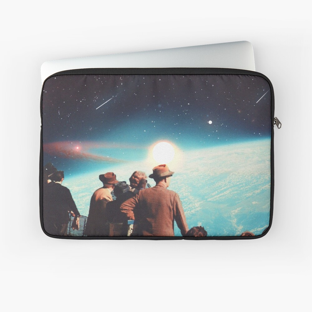 We Have Been Promised Eternity Laptop Sleeve