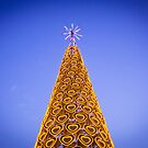 LED Christmas Tree #1 by Fotopia