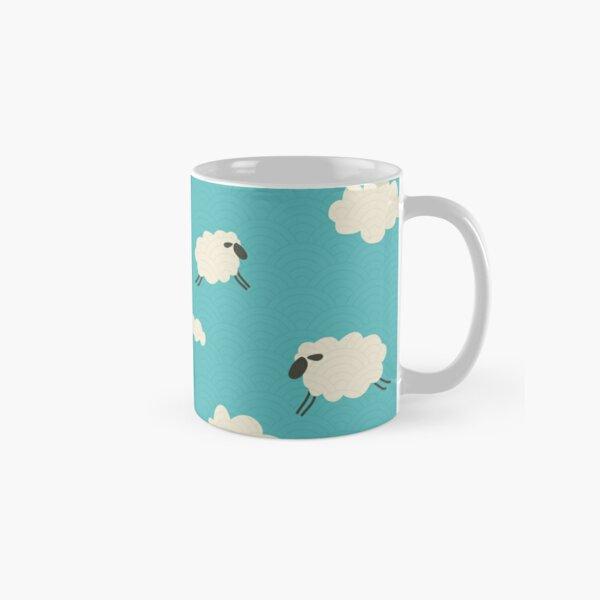 Sheep Clouds and Cloud Sheep Classic Mug