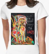 Because the night street art graffiti T-Shirt