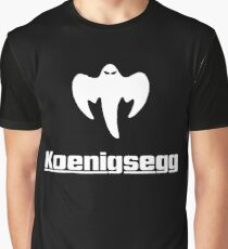 Koenigsegg Ghost Graphic T-Shirt