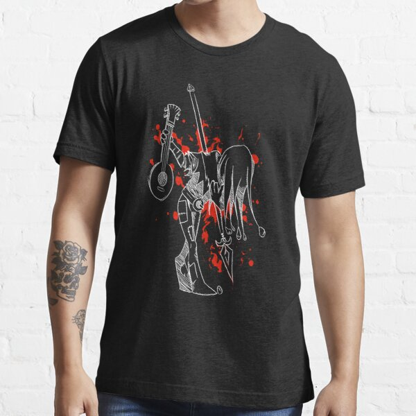 Darkest Dungeon Jester Finale (White Version) Essential T-Shirt