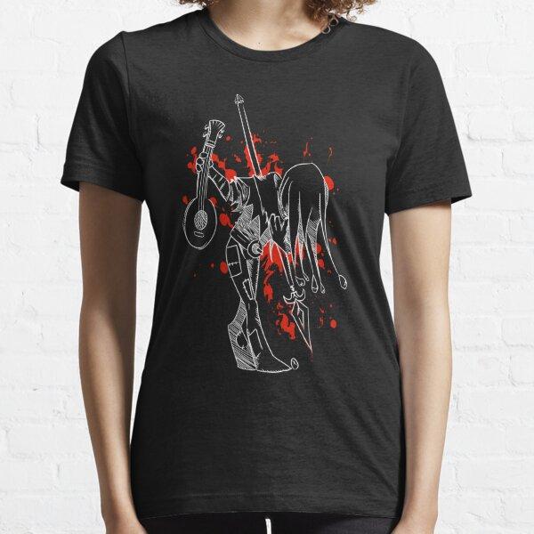 Darkest Dungeon Jester Finale (Weiße Version) Essential T-Shirt