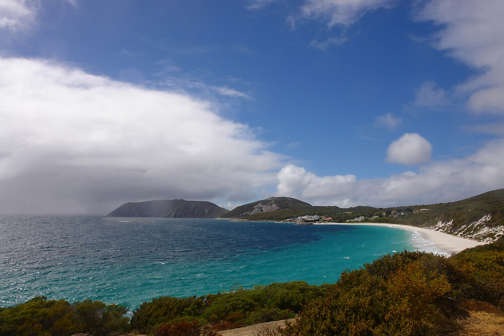 Looking towards the whaling station by georgieboy98