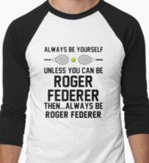 federer betterer Men's Baseball ¾ T-Shirt
