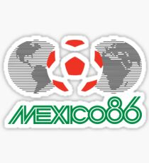 Mexico World Cup 1986 Sticker