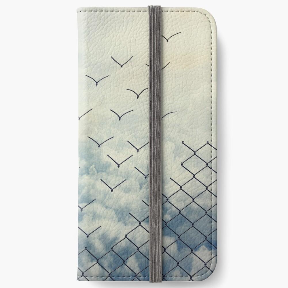 Magical ecape  iPhone Wallet