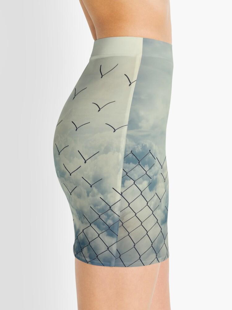 Alternate view of Magical ecape  Mini Skirt