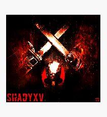 ShadyXV (Fan Art) Photographic Print