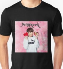 bts jungkook love T-Shirt