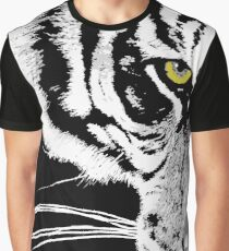 The Look of the Tiger Graphic T-Shirt