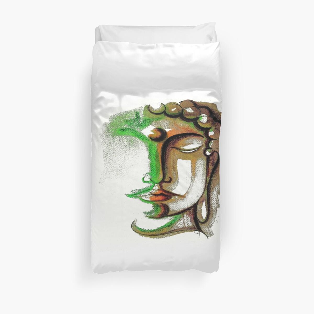 BUDDHA FACE 1 by CyraCancel