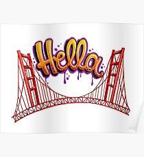 Hella - SF Poster