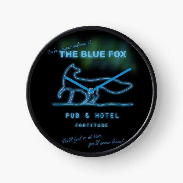 The Blue Fox, Fortitude Clock