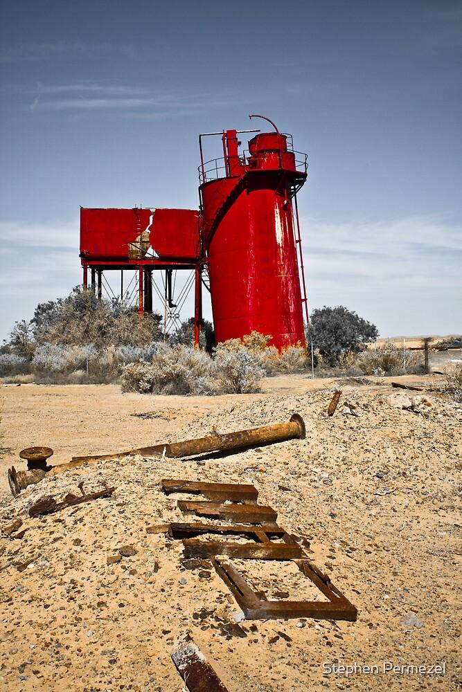 Tank and Purifier - South Australia by Stephen Permezel