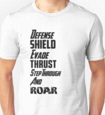 Avengers Training Initiative Battle Sequence T-Shirt