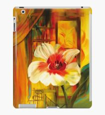 Japanese Orchid Watercolour iPad Case/Skin