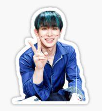 """""""Cheeky"""", Wonho Sticker Sticker"""
