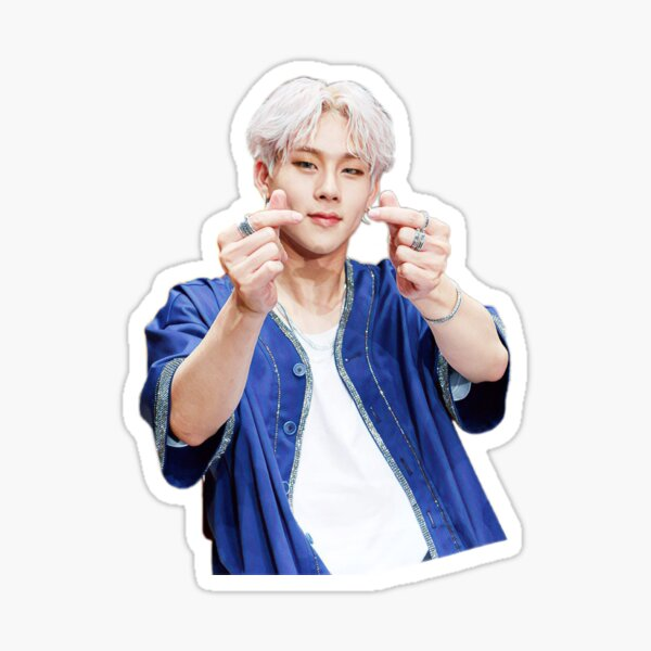 """Ha-teu"", Jooheon Sticker Sticker"