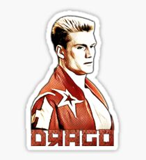 Ivan Drago- Rocky Sticker
