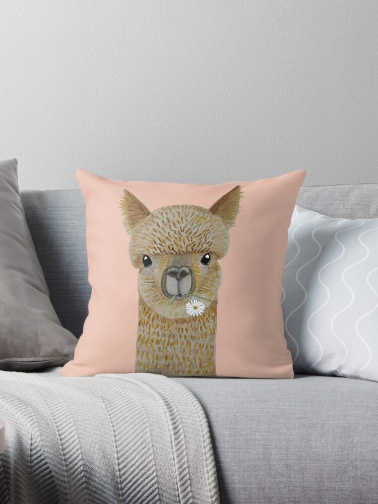 «Jimmy the Alpaca» de L-illustrations