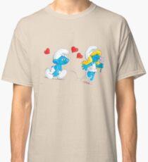 smurf love Classic T-Shirt