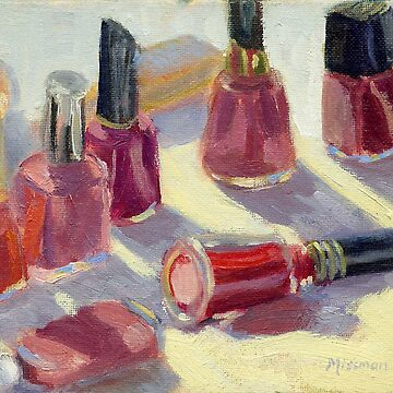 Nail Polish - What Color Today? by Missman