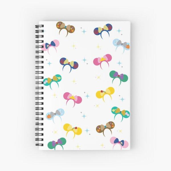 Magical Princess Ears Spiral Notebook