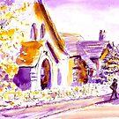 Melbourne Chapel by ssalt