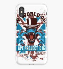 NWO Coleccion iPhone Case/Skin