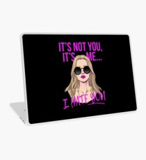 it's not you Laptop Skin